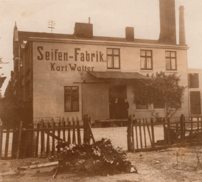 Fertigungs- und Firmengebaeude 1910